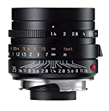 Leica 35 11675 mm/F 1.4 SUMMILUX-M ASPH. Objektiv (Leica M-Anschluss)