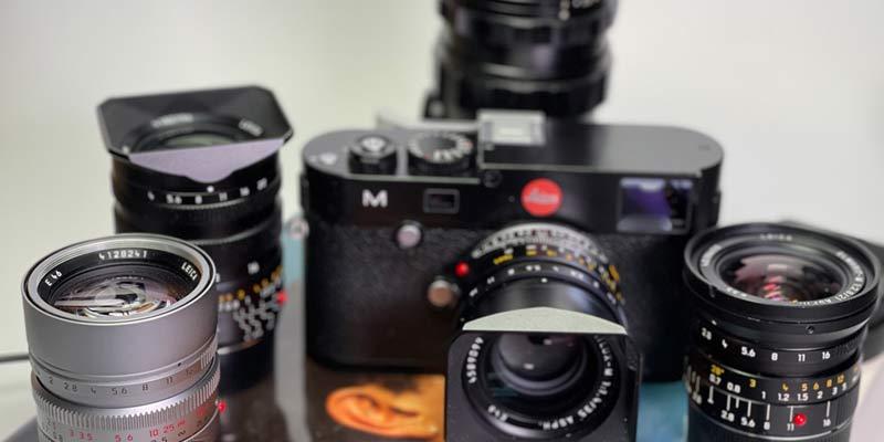 Leica M-Objektive