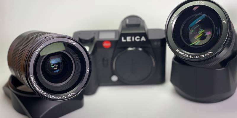 Leica SL-Objektive