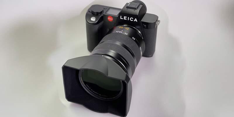 Leica SL und Leica SL2