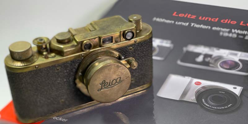 Leica Sammlung