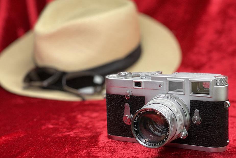 Leica M3 mit 50mm Summicron