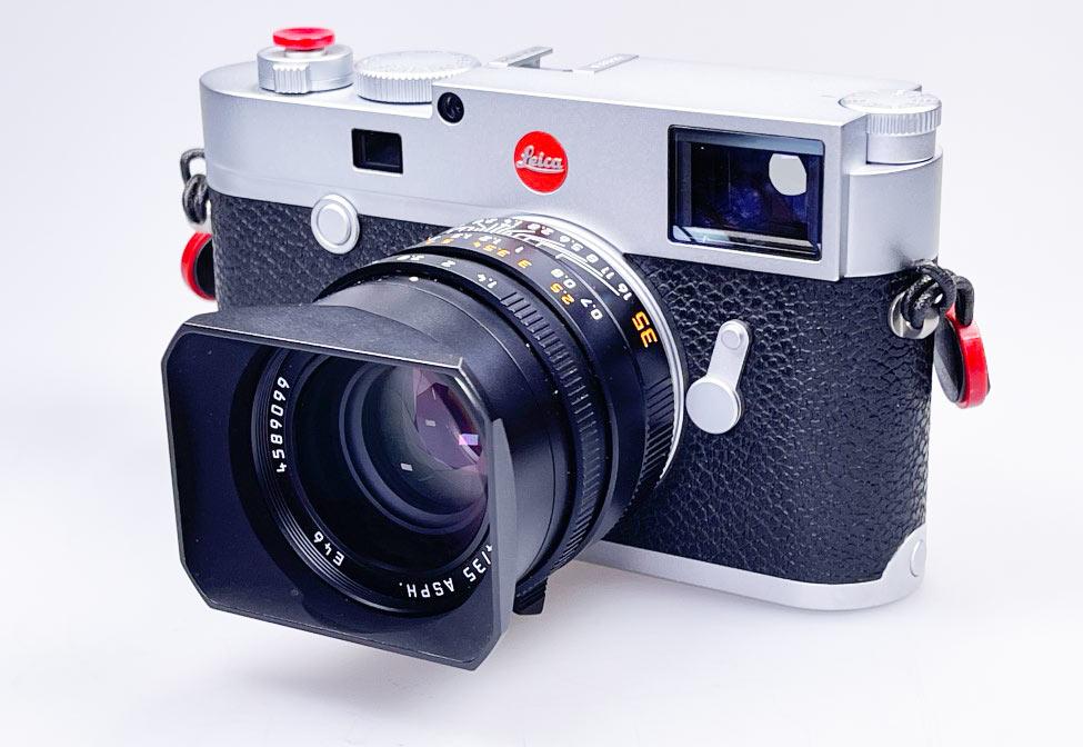 Leica M10-R mit dem 35mm Summilux