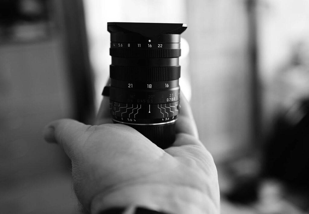 Leica M Vario Objektiv: 16-18-21mm