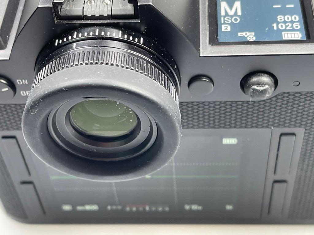 Leica SL Sucher