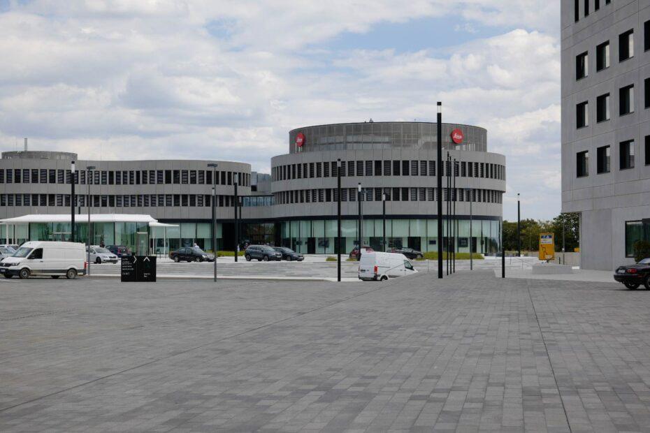 Leica Werk in Wetzlar