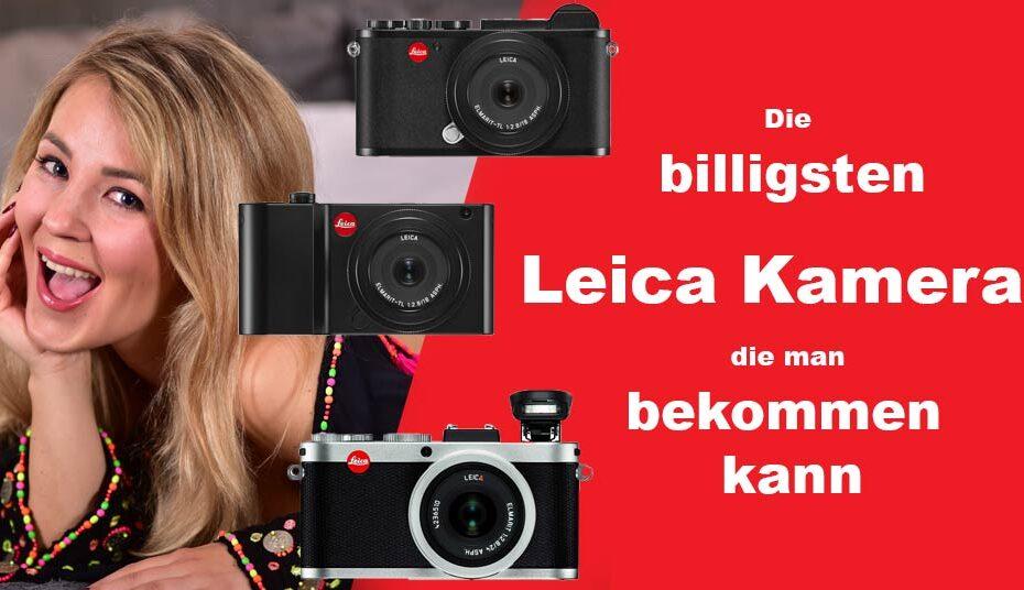 die billigsten Leicas