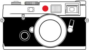 Leica M Kamera Skizze