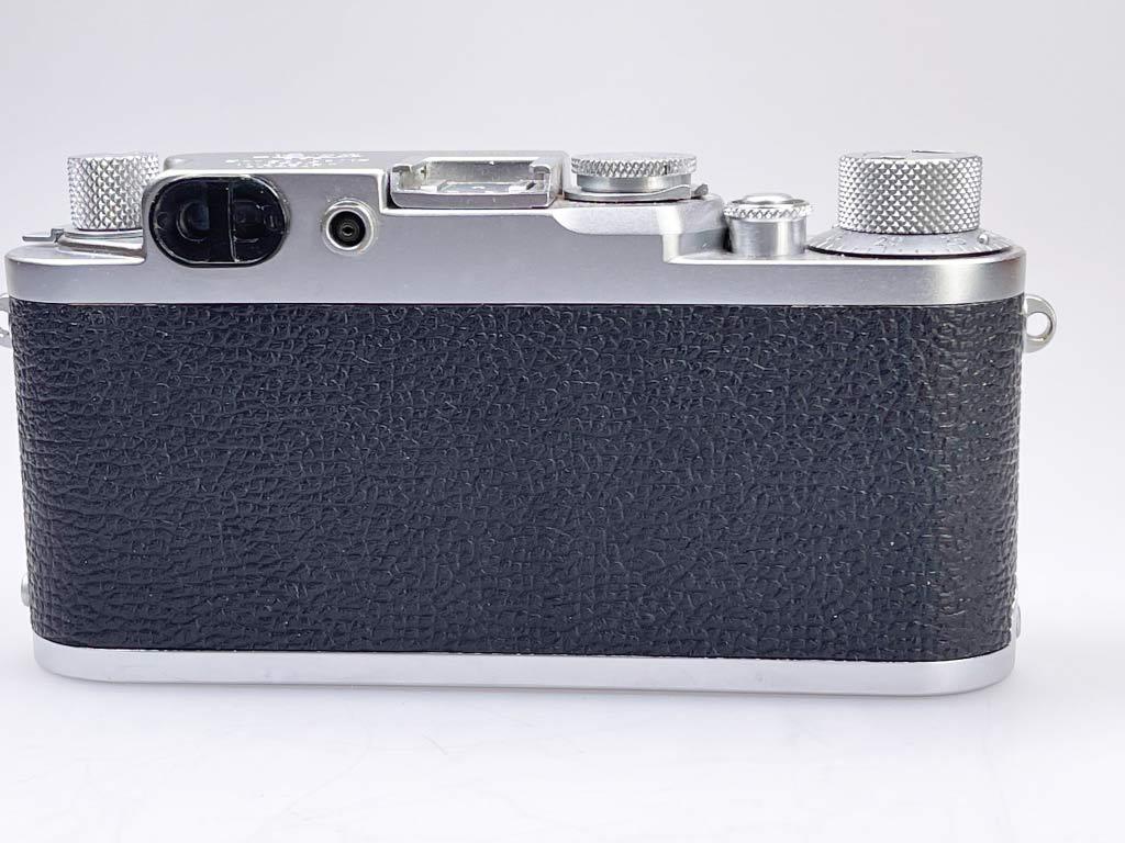 Leica IIIf von hinten