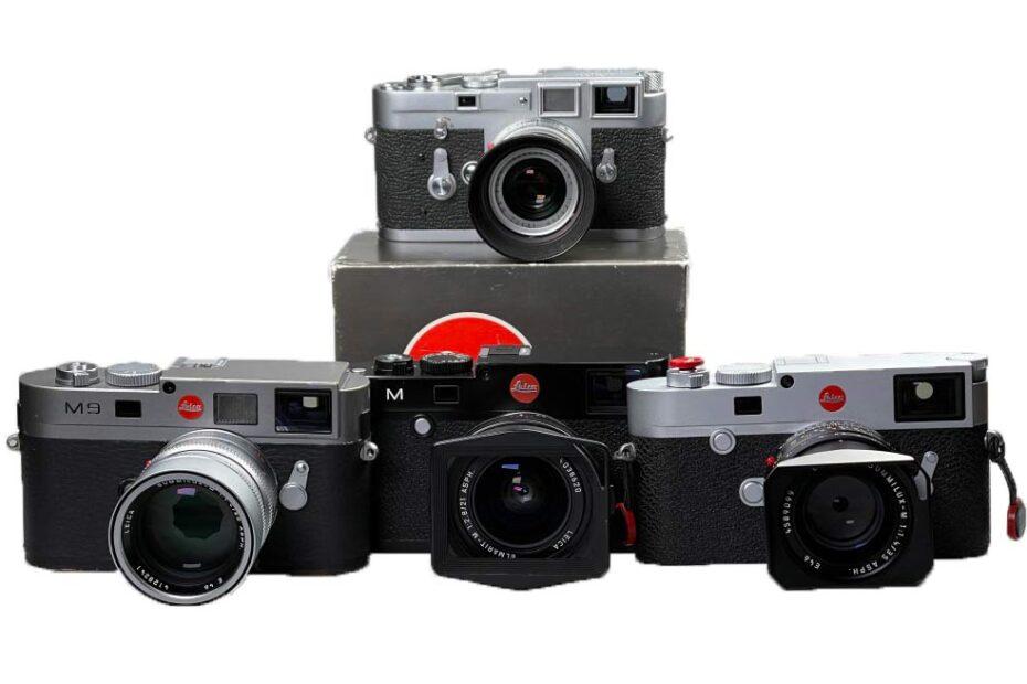Leica M Kameras