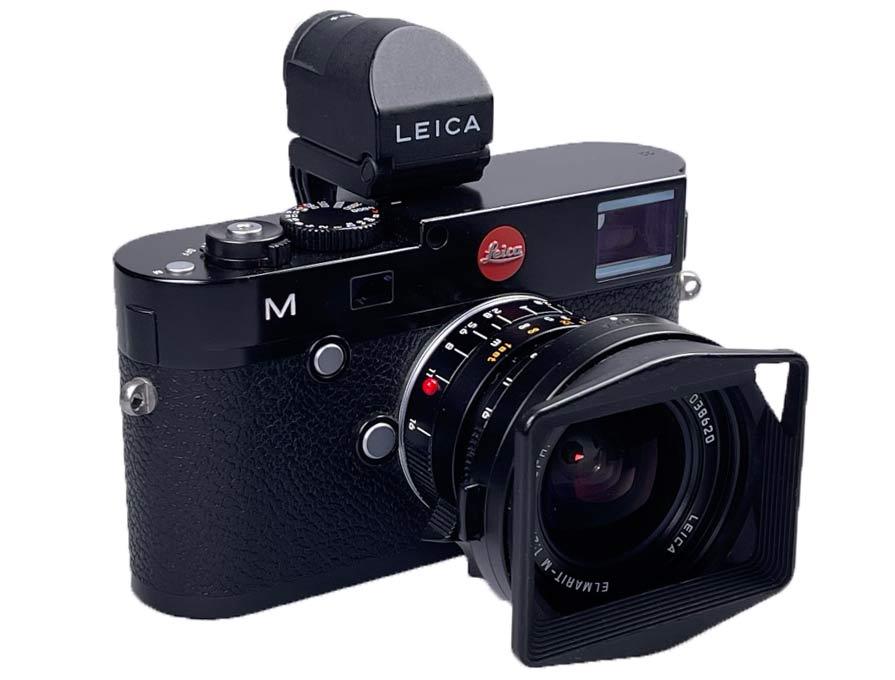 Leica M Typ 240 in schwarz