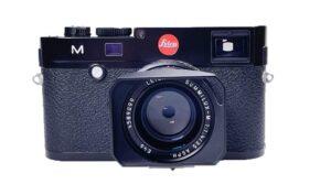 Leica-M Typ 240 mit Objektiv