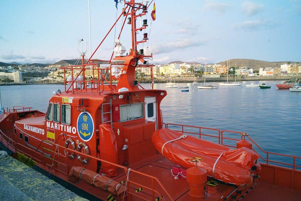 Leica M8: Schiff in einem Hafen von Gran Canaria