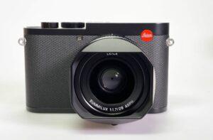 Leica-Q2-Frontansicht