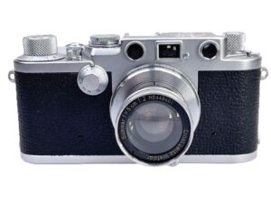 Meine Leica IIIf
