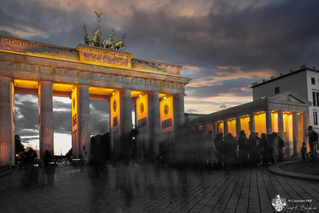 Summicron 35mm - Brandenburger Tor