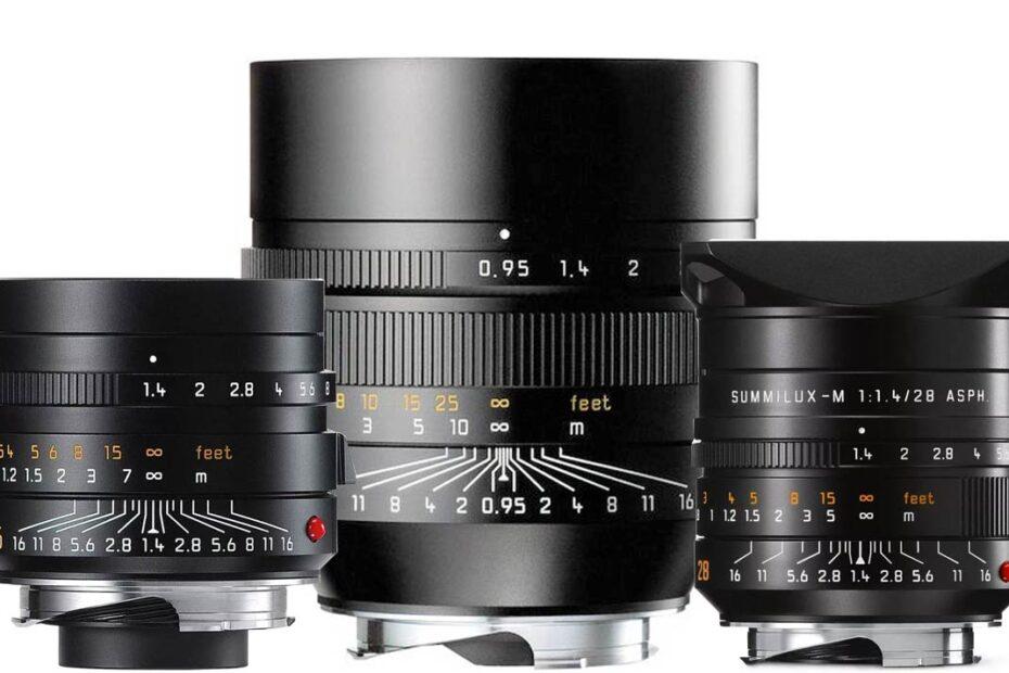 Leica Nachtobjektive
