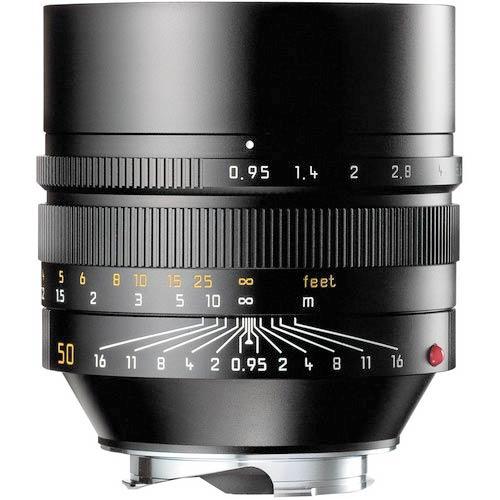 Leica Noctilux 50mm - Blende 0,95
