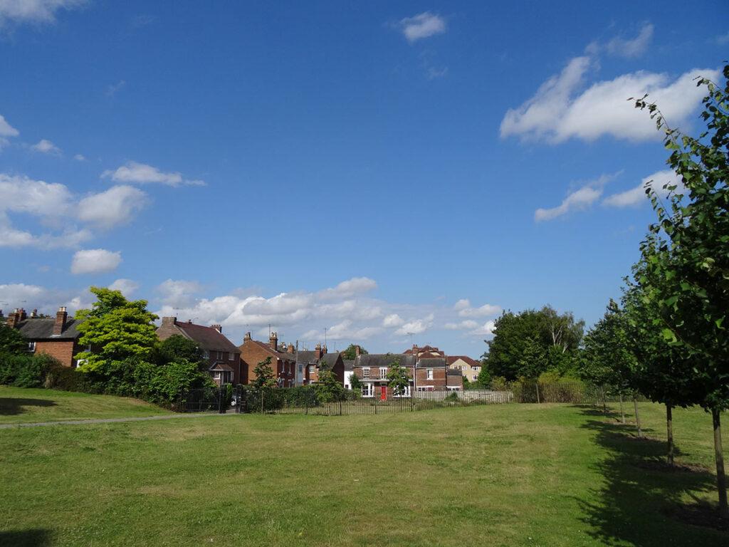 englische Landschaften mit 35mm