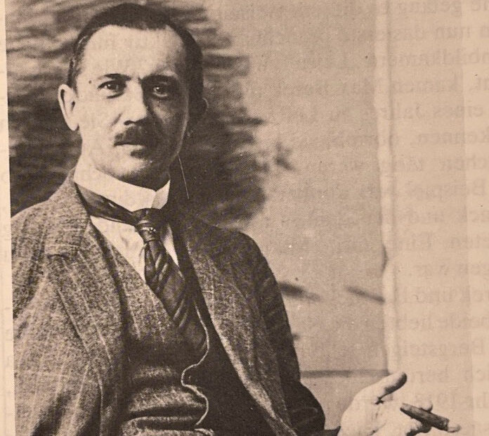 Prof. Max Berek