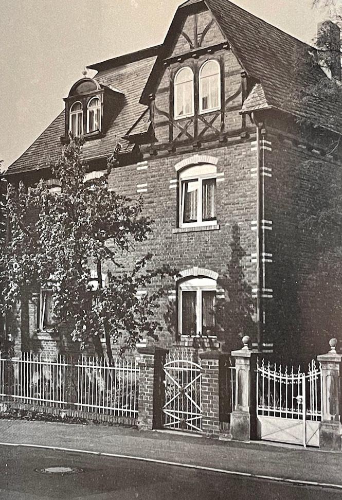 Oskar Barnacks Wohnhaus in Wetzlar