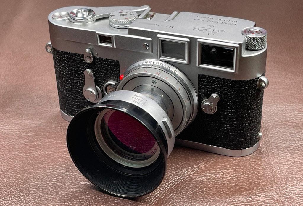 Kamera Leica M3 von 1960