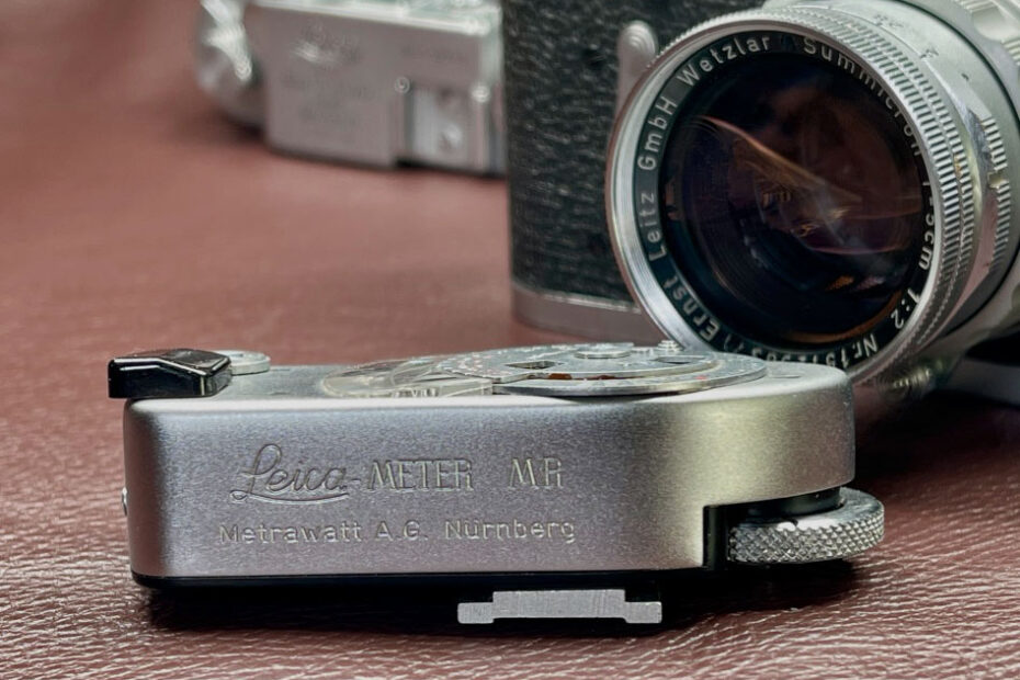 Leica-Meter