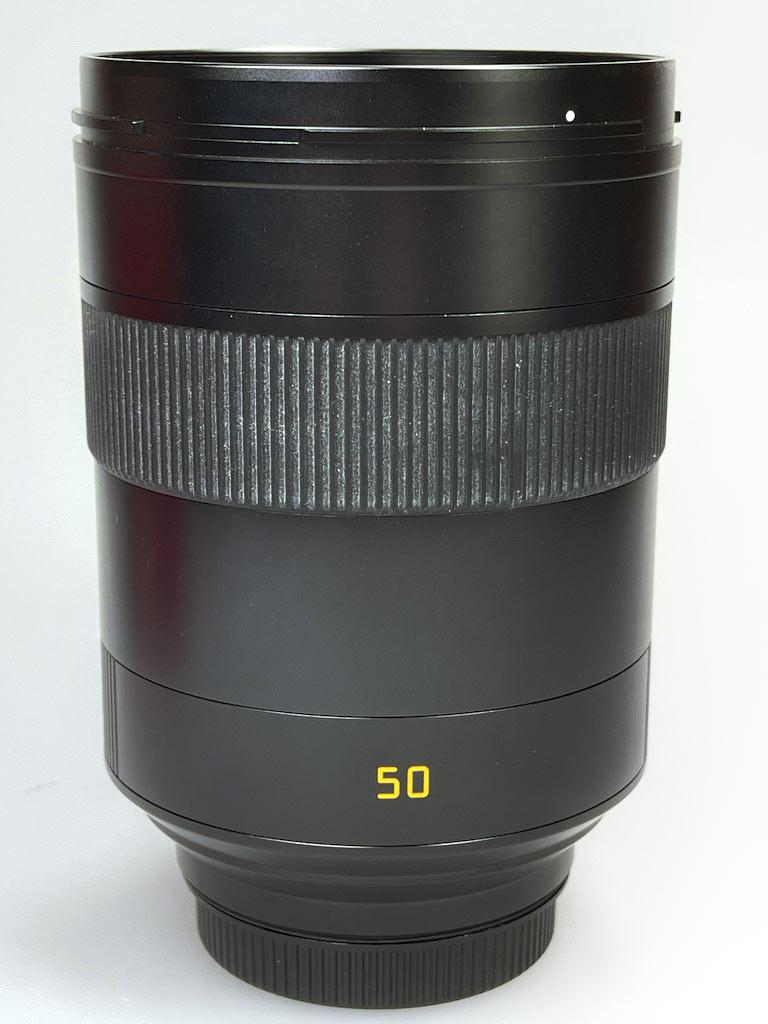 Ein wundervolles Objektiv, dass ich oft und gern einsetze, das Summilux-SL 50mm