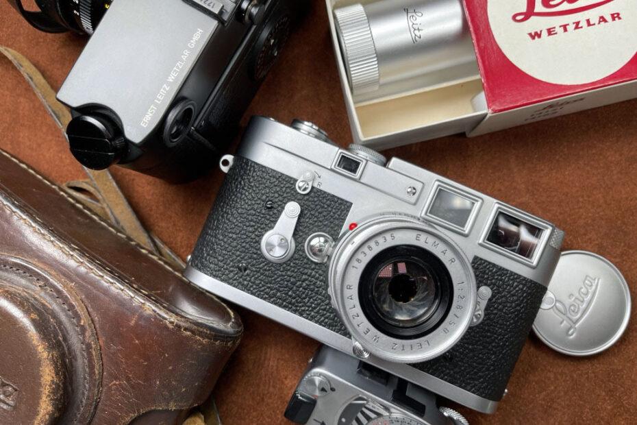 welche analoge Leica M?