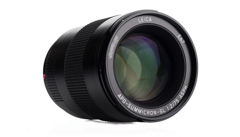 Leica APO Summicron-SL 75mm ASPH.