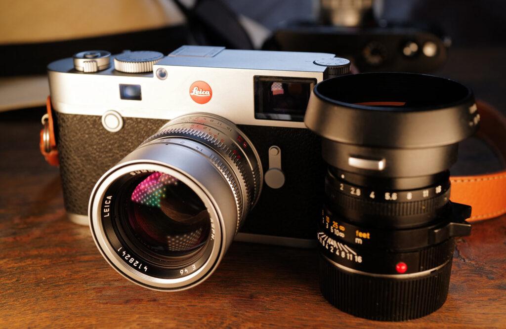 Leica M10-R und das 50mm Summilux, oder das 70 Jahre Sondermodel Summicron 50mm