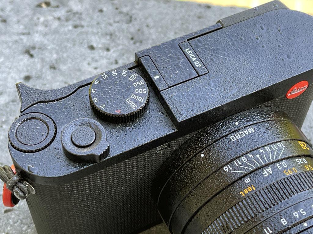 Meine Leica Q2 hat schon viel Bekanntschaft mit Wasser gemacht