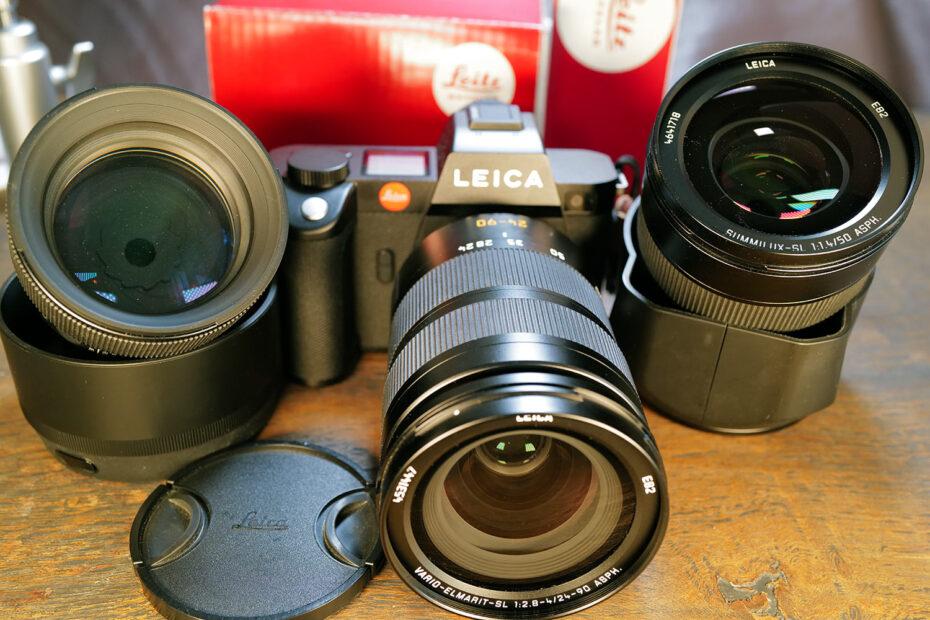 Leica SL-System