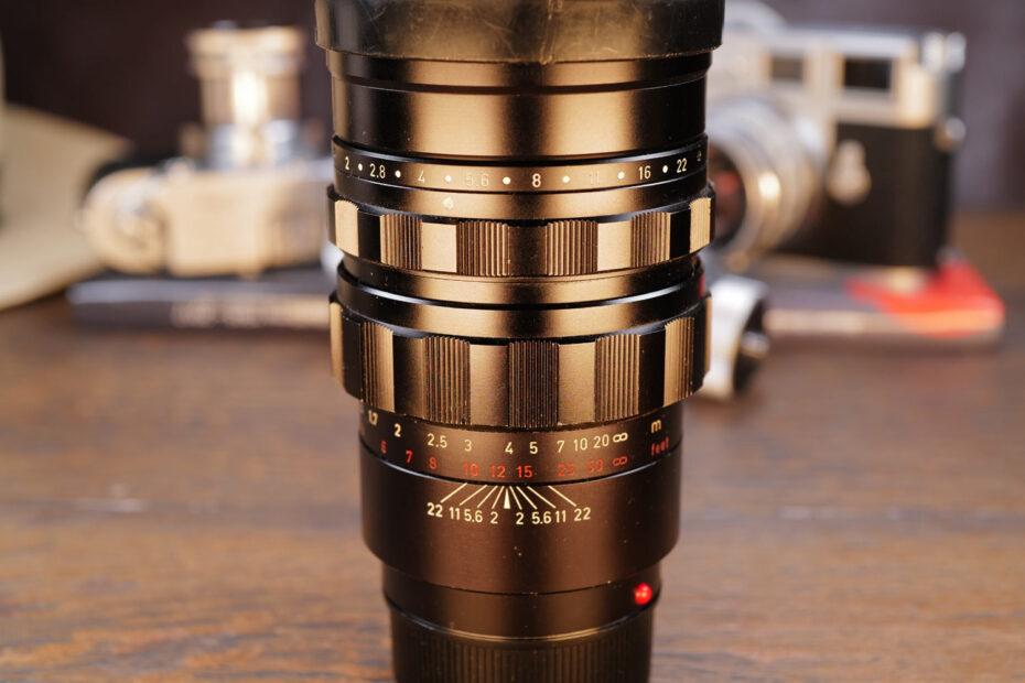 Leica Summicron-M 90mm