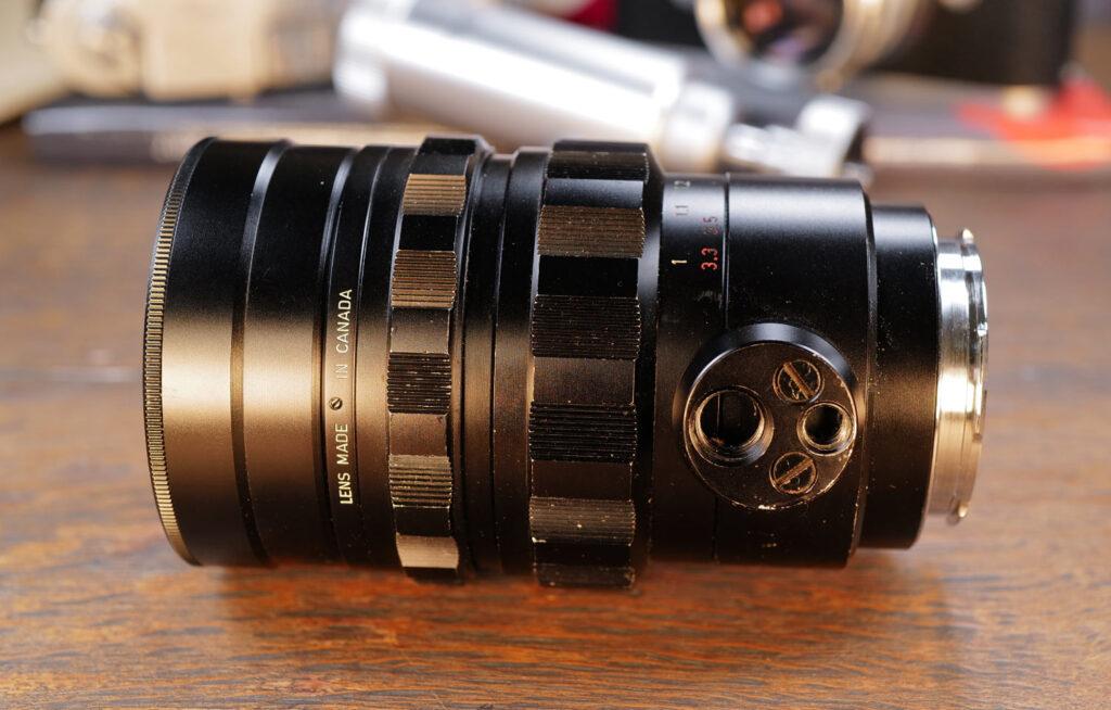 Unten, 1965 LEICA SUMMICRON 90 mm 1:2