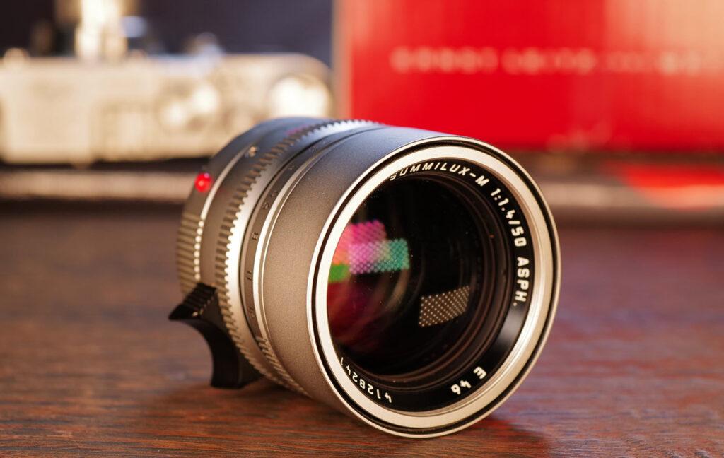 Mein Leica Summilux-M 50mm - ein wundervolles Standard-Objektiv
